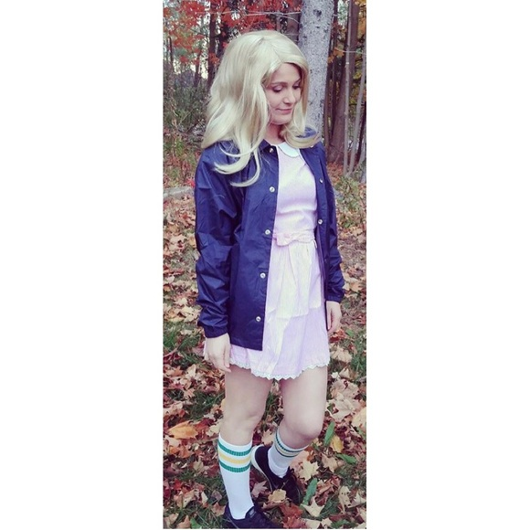 stranger things eleven halloween costume